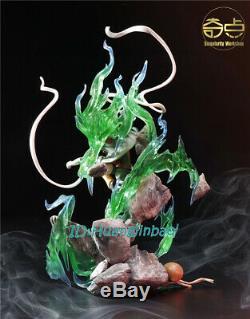 Naruto Rock Lee Résine Figure Singularity Atelier Modèle Pré-1/7 Peint Gk Pour