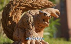 Naruto Shukaku Résine Figure Modèle Statue Peinte Une Queue En Stock LX Studio