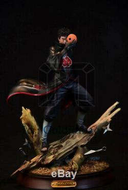 Naruto Tobi Modèle En Résine Statue Modèle Peint Palais Précommandez Anime 35cm Figure