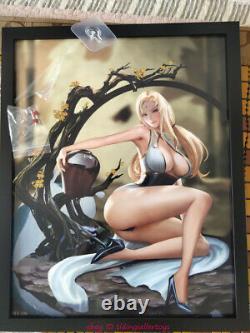 Naruto Tsunade 1/4 Resin Figure Modèle Anime Sexy Girl Statue Belief Studio Nouveau