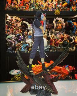 Naruto Uchiha Itachi Mh Studio Statue Figure Résine Modèle Gk 1/7 36cm Prévente