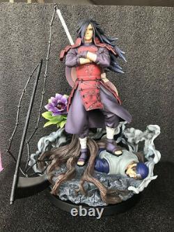 Naruto Uchiha Madara Gk Figure Statue En Stock 1/7 Échelle 40cm/15'' Modèle