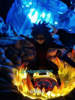 Naruto Uchiha Madara Résine Modèle Statue Anime Figure Gk En Stock Collection New