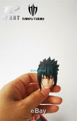 Naruto Uchiha Sasuke Figure Résine Modèle Painted Statue Pré-commande Up Mini Studio