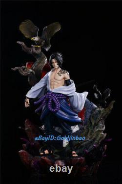 Naruto Uchiha Sasuke Itachi Resin Figure Model Painted Cw Surge Studio En Stock
