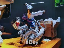 Naruto Uchiha Sasuke Painted Modèle Statue Ryu Replica En Stock Résine Figure Hot