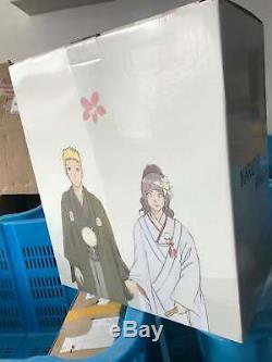 Naruto Uzumaki & Hyga Hinata Mariage Résine Statue Gk Figure Modèle Jianyi Studio