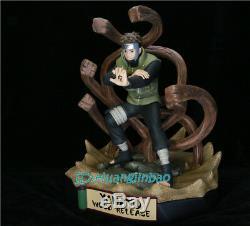 Naruto Yamato Modèle En Résine Statue Modèle Echelle 1/8 27cm / 10,6 '' H Collection Figure