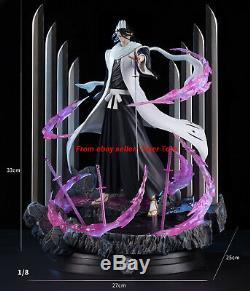 New Bleach Jz Studio Byakuya Kuchiki Foc Figure Modèle En Stock