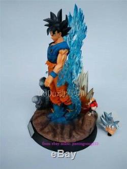 New Dragon Ball Sangoku Super Migatte Pas Gokui Ssj Résine Gk Statue Figure Modèle
