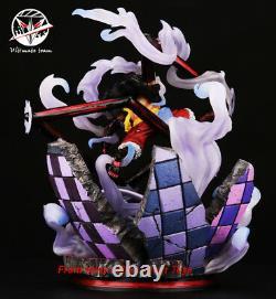 New One Piece Jz Studio Monkey D. Luffy Figure Model Resin En Stock