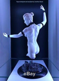 Nu Érotique Femme Figure Statue Jaydee Modèles Sculpture Jonathan Dewar