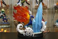 Ofubito Sro Todoroki Shouto Résine Figure Modèle Painted Statue En Stock En Boîte Gk