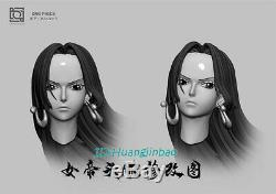 One Piece Boa Hancock Statue Anime Girl Cheongsam Figure Résine Modèle Pré-vente