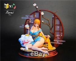 One Piece F3 Nami Statue Résine Figure Gk Modèle F3 Studio Rêve Girl1 / 6 Prévente