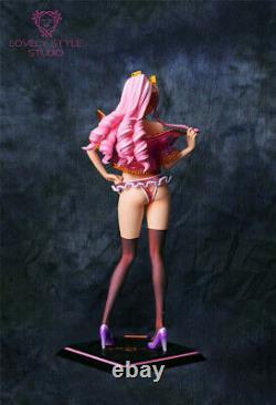 One Piece Mode Perona Figure Résine Statue Modèle Gk Beau Style Prévente 1/6
