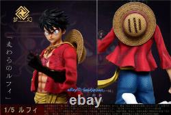 One Piece Monkey D Luffy Resin Figure Model Painted Statue In Stock Dream Studio