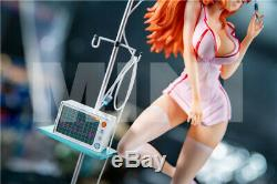 One Piece Sexy Nurse Nami Statue Résine Figure Mini Studio Gk Modèle 1/6 Pré-vente