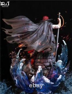 One Piece Shanks & Luffy Statue Resin Figure Model Gk Mr. J Studios Prévente