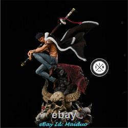 One Piece Trafalgar Law Statue Resin Figure Gk Modèle Black Wing Studio Nouveau