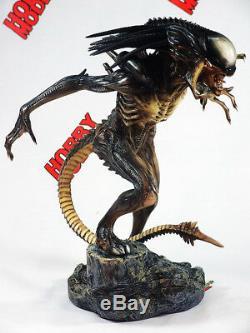 Predalien Hybride Predator Alien Rare Narin Unpainted Figure Résine Modèle Kit