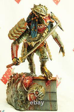 Predator Samurai Warrior Narin Rare Design 1/6 Kit Modèle De Résine De Figure Non Peinte