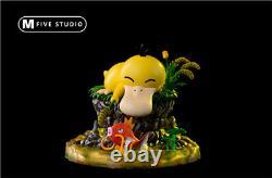 Psyduck Figurine Statue Modèle Gk Resin Pokémon Collections Jouets M5 Studio Presale