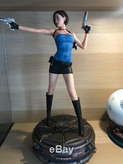 Resident Evil Jill Valentine 1/4 Peinte Résine Modèle Statue 51.5cm / 20.3''h