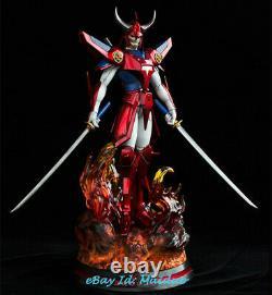 Ryo Sanada Statue Résine Figurine Modèle Kits Gk Ronin Warriors Foc Studio Jouets Nouveau