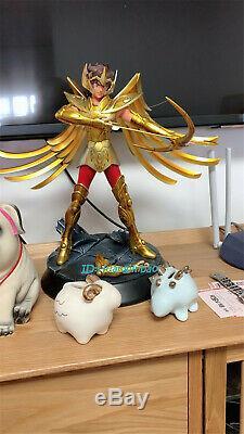 Saint Seiya Aiolos Figure Modèle Painted 1/6 Anime Échelle Dans Colorful Box En Stock
