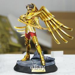 Saint Seiya Aioria Statue Garage Kit Gk Leo Or Saint Figure Collection Modèle