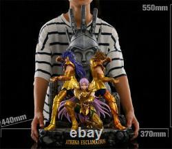 Saint Seiya Athena Exclamation Statue Resin Gk Figure Model As Studio Presale
