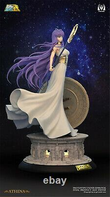 Saint Seiya Athena Statue Resin Gk Figure Model My Girl Studio Prévente 1/6