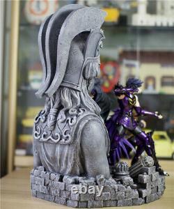 Saint Seiya Athena Statue Resin Gk Figure Modèle As Studio 60cm