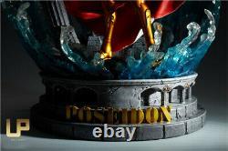 Saint Seiya Poseidon Statue Resin Gk Figure Collection Modèle Up Studio Prévente