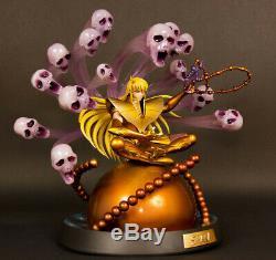 Saint Seiya Shaka Statue Résine Gk Virgo Figure Collection Modèle 1/6 Pré-commande