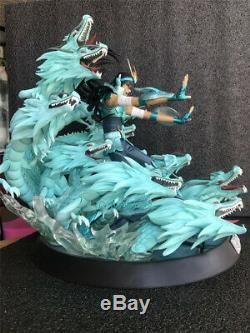 Saint Seiya Shiryu Rozan Hyakuryuha Figure Résine Modèle 344238cm 1/6 En Stock
