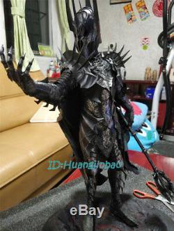 Sauron Figure Résine Modèle Le Hobbit Le Seigneur Des Anneaux 1/6 Statue Nouveau Échelle