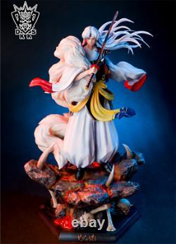 Sesshoumaru Statue Figure Résine Modèle Gk Dark King Studio 1/6 Prévente
