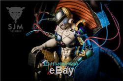 Sjm Mécanique Freezer Figure Résine Statue Peinte Précommandez Dragon Ball Modèle Gk