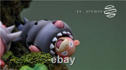 Slowpoke Statue Model Gk Résine Figure Pokémon Collections Ly Studio Presale