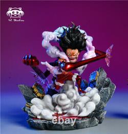 Snakeman Monkey D Luffy Statue Resin Figure One Piece Model Gk Yz Studio Nouveau