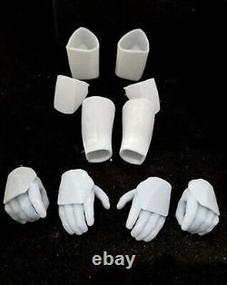 Star Wars 1/6 Clone Trooper Blank Armor Kit Pour Custom Figure Sixième Modèle À L'échelle