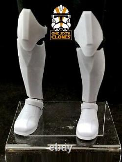 Star Wars 1/6 Clone Trooper Blank Armor Kit Pour La Figure Personnalisée Sixième Échelle Modèle