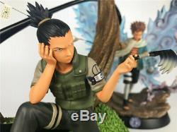 Str Nara Shikamaru Résine Figure Naruto Modèle Kits Statue Gk Figurine Nouveau