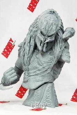Super Predator Berseker Bust New Hugh 1/3 Unpainted Figure Résine Modèle Kit