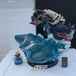 Surge Studio Hoshigaki Kisame Figure Statue Modèle Peint Naruto En Stock Gk Nouveau