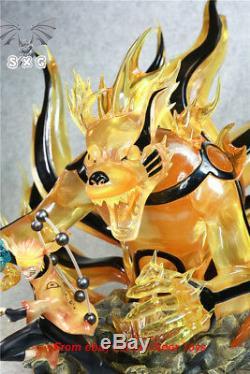 Sxg Naruto Kyuubi Naruto Uzumaki Figure Modèle Résine Gk Nagato En Stock