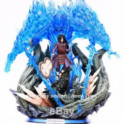 Sxg Studio Naruto Figure Modèle Résine Gk Uchiwa Madara En Stock