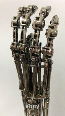 Terminator 2 T800 Endo Bras 1/1 Life-size Figure Statue Modèle Toy Prop Replica